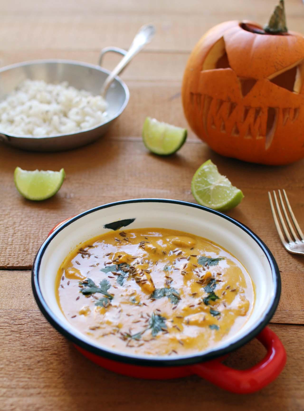 curry potiron