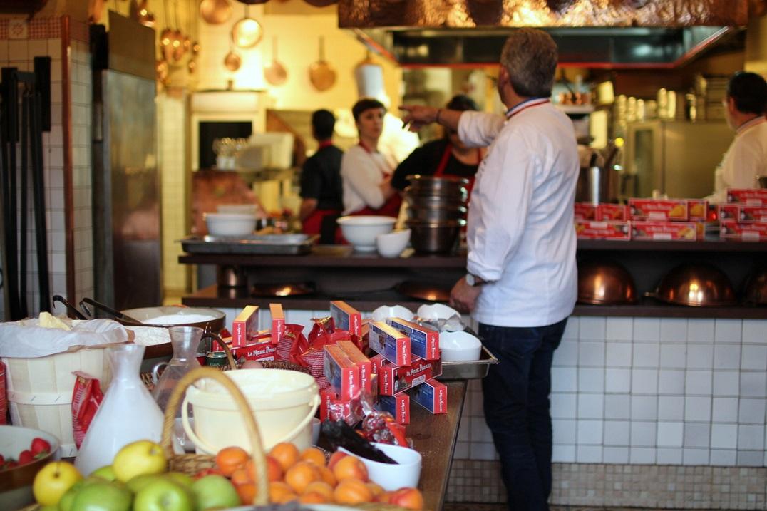 chef phiippe urraca cuisines mere poulard