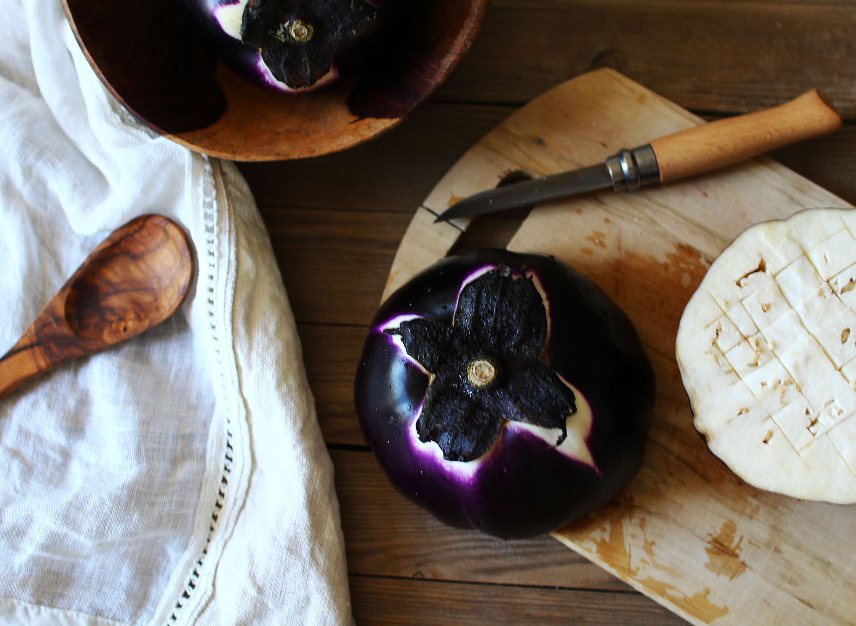 comment cuire aubergine