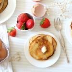Pancakes faciles et moelleux