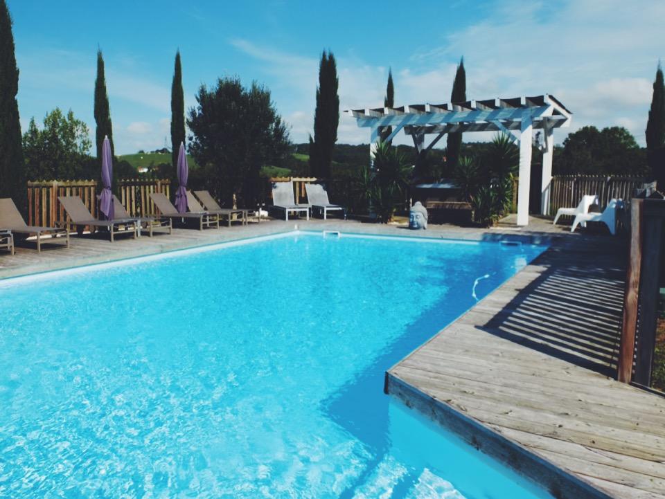 piscine ferme elhorga