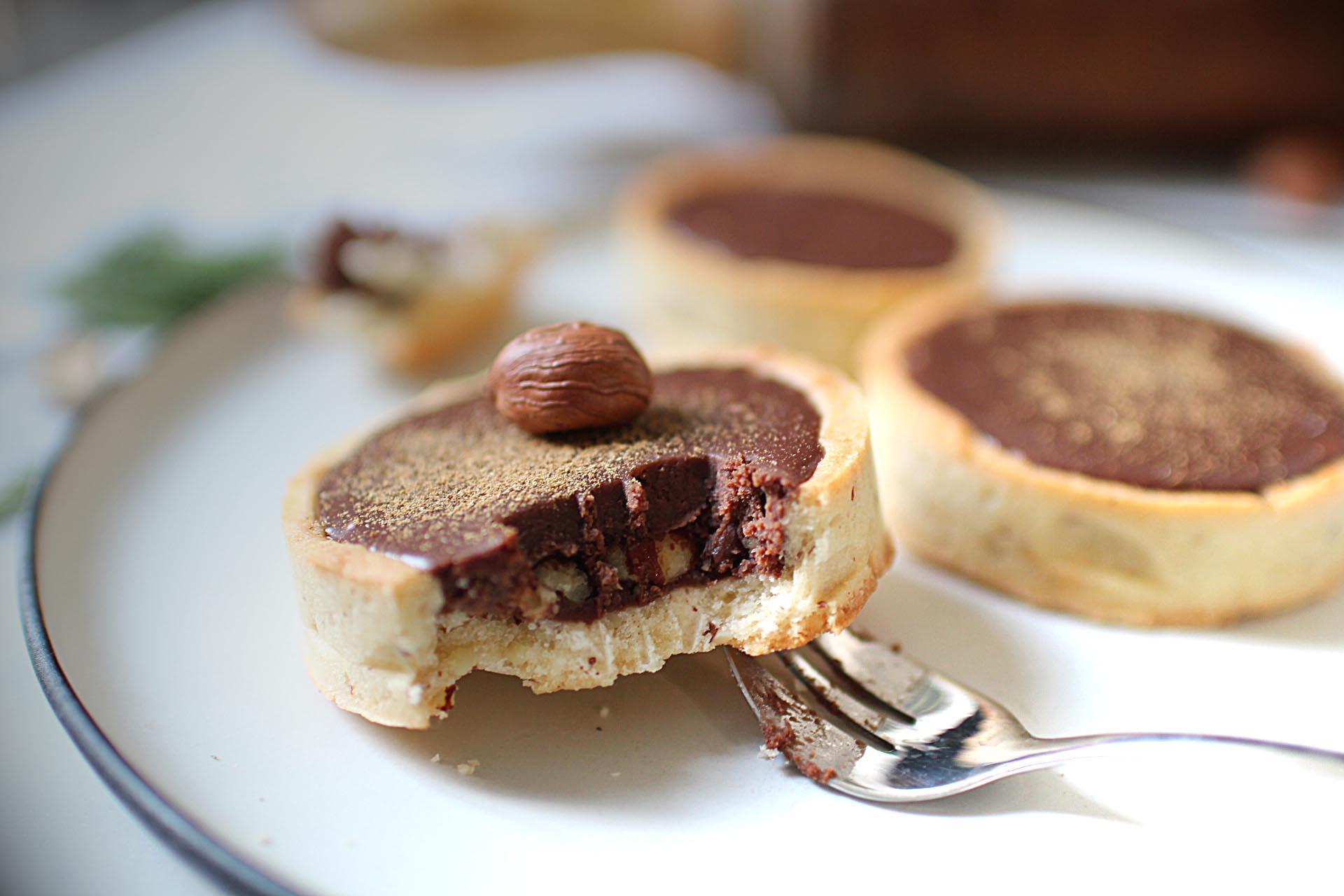 tartelettes-chocolat-epices-erable