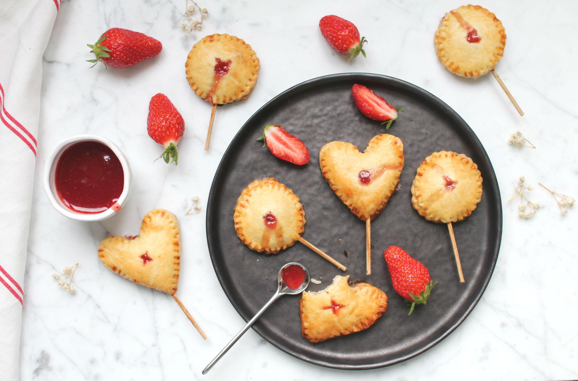pop pies recette linda lomelino fraise