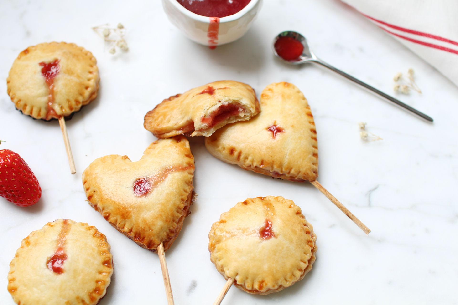 recette tartelettes confiture fraise saint louis royal chill