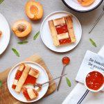 Tarte à la confiture d'abricots : la recette facile