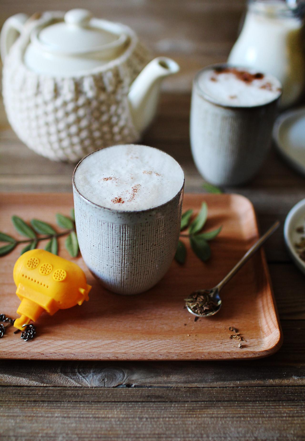 Chaï tea latte - la recette