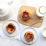 La recette des Pasteis de nata