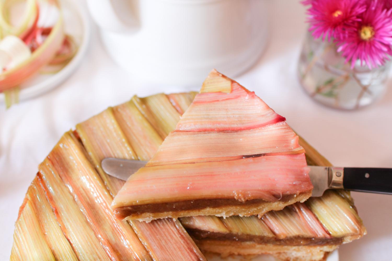 Meilleure recette de tarte à la rhubarbe