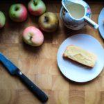 Gâteau très fondant aux pommes