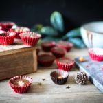 Chocolats fourrés au gianduja maison