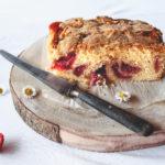 Gâteau aux fraises facile de Martha Stewart